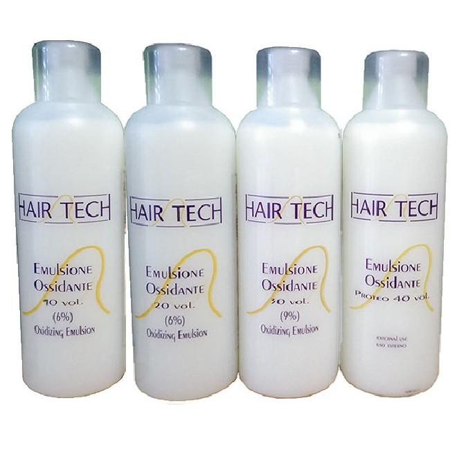 HAIR TECH Emulsione Ossidante 10 20 30 40 Volumi