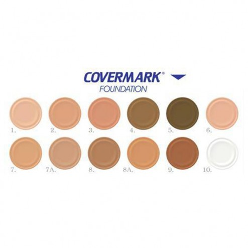 Fondotinta Camouflage Foundation COVERMARK