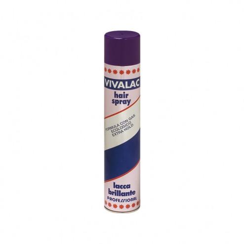 Lacca Brillante per Capelli VIVALAC
