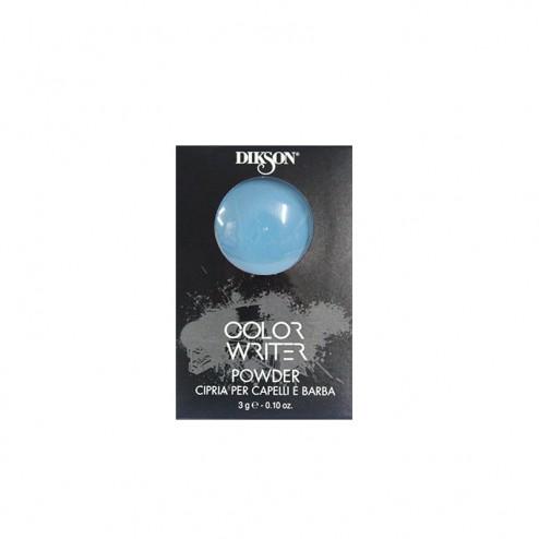 Cipria Colorata per Capelli e Barba Color Writer Powder DIKSON