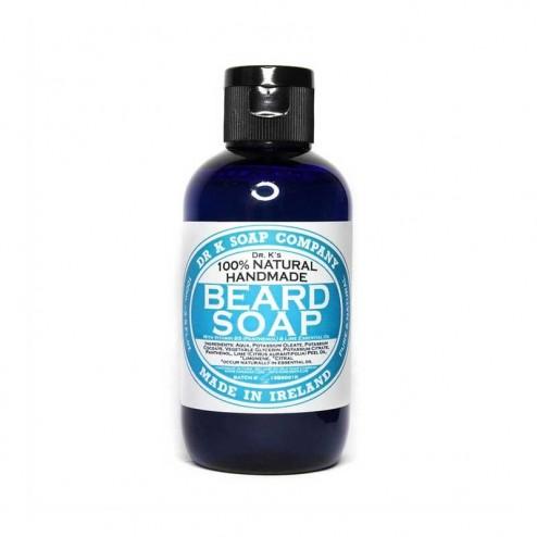 Sapone Detergente Liquido per Barba Beard Soap DR K SOAP COMPANY