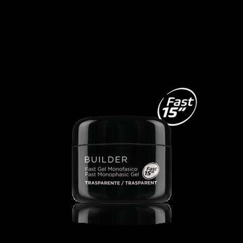 Gel Monofasico Builder Fast trasparente JVONE