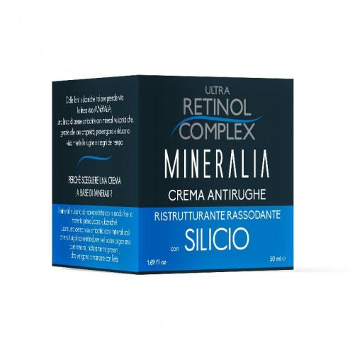 Crema antirughe con Silicio RETINOL COMPLEX