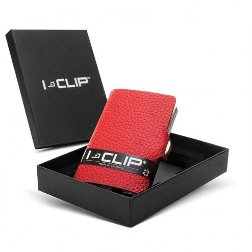 Portafoglio Rosso I-CLIP