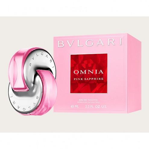Eau de Toilette Omnia Pink Sapphire BVLGARI
