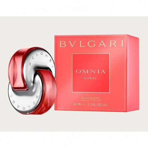 BVLGARI Omnia Coral Eau de Toilette 65ml