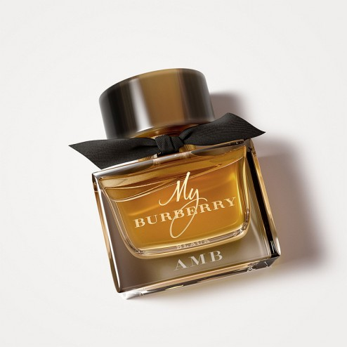 Profumo donna My Burberry Black BURBERRY 50 ML