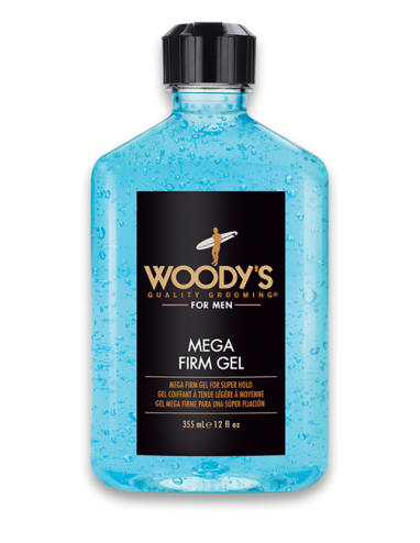 Gel capelli Mega Firm Gel WOODY'S