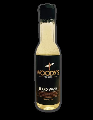 Sapone da barba liquido WOODY'S