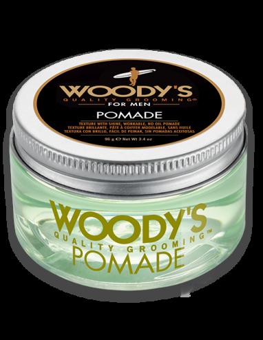 Pasta modellante lucida per capelli WOODY'S
