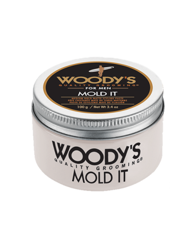 Pasta modellante opaca Mold It WOODY'S