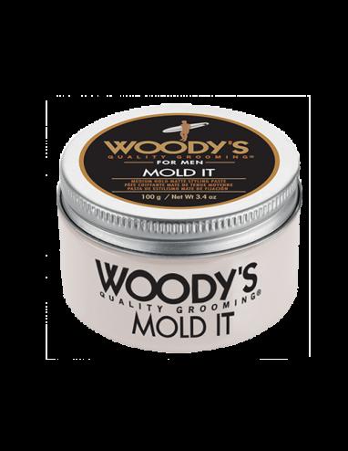 Pasta modellante opaca Mold It WOODY'S