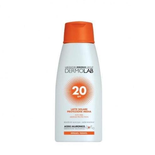 Latte Solare Protezione 20 DERMOLAB