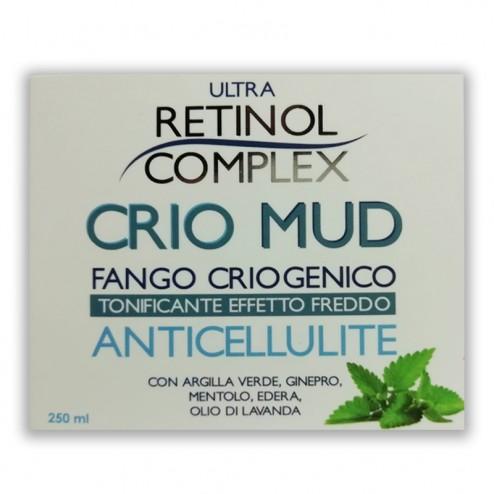 Fango Criogenico Crio Mud RETINOL COMPLEX