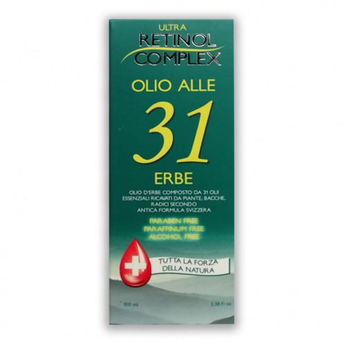 Olio alle 31 Erbe RETINOL COMPLEX