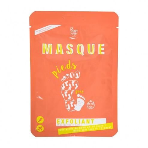 Maschera Monodose Piedi Esfoliante PEGGY SAGE