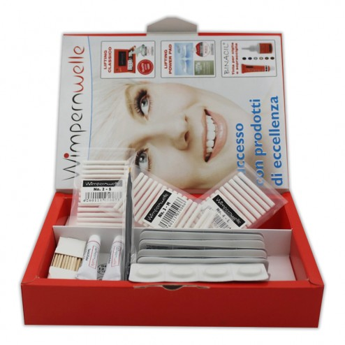 Kit Permanente Ciglia WIMPERNWELLE