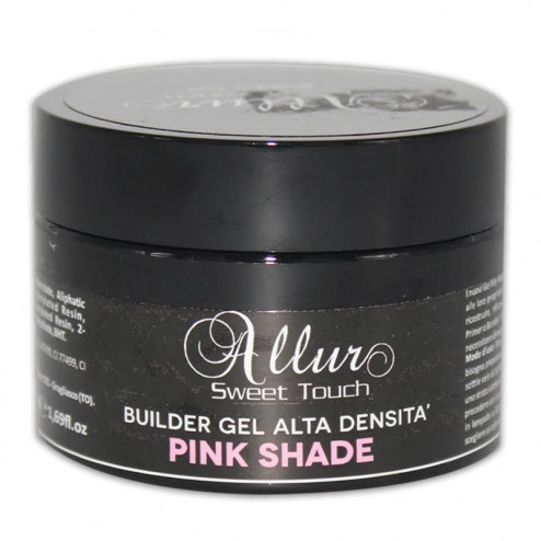 ALLUR Builder Gel Alta Densità Pink Shade 50gr