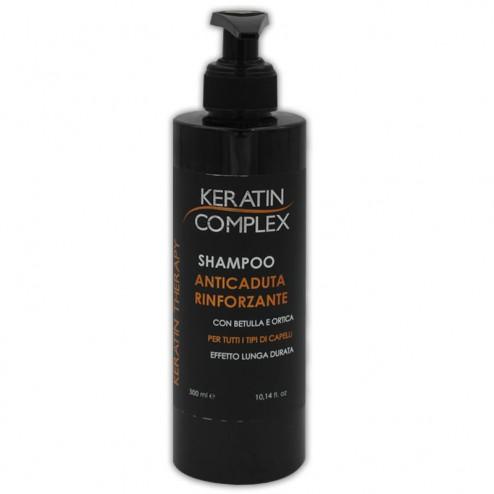Shampoo Anticaduta Rinforzante KERATIN COMPLEX