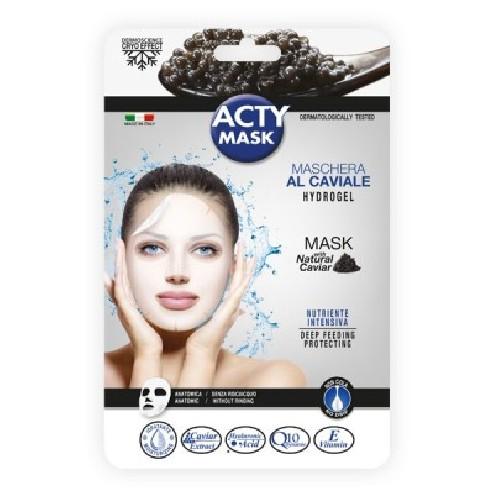 Maschera viso Hydrogel al Caviale ACTY MASK