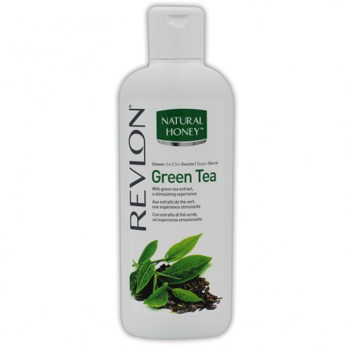 Bagno doccia Green Tea Natural Honey REVLON