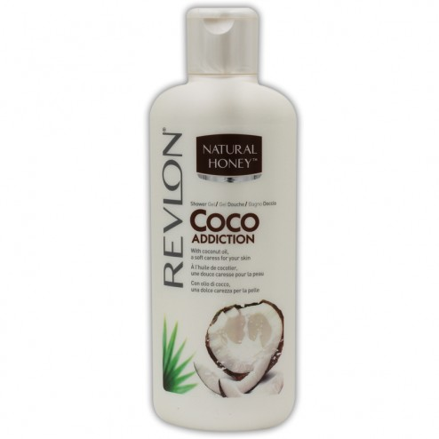 Bagno Doccia Coco Addiction Natural Honey REVLON