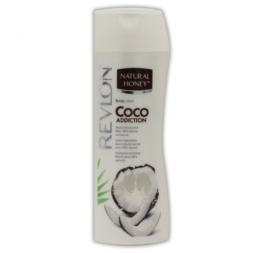 Latte Corpo Coco Addiction Natural Honey REVLON