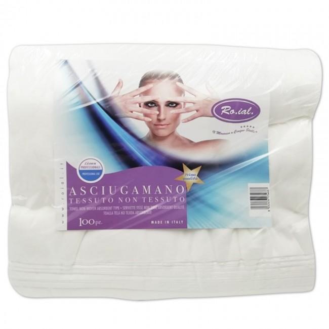 Asciugamano Monouso TNT 100 pz Ro.ial