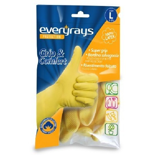 Guanti Grip e Confort Everyrays RAYS