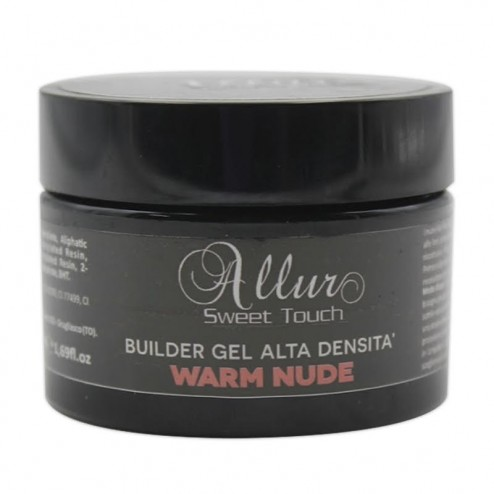ALLUR Builder Gel Alta Densità Warm Nude 50gr