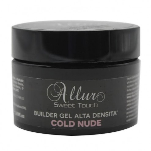 ALLUR Builder Gel Alta Densità Cold Nude 50gr