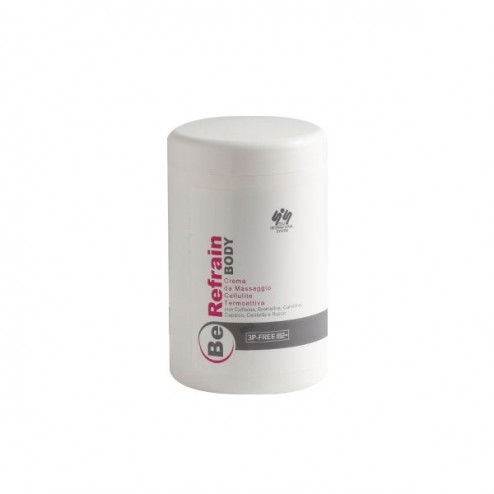 Crema Anti Cellulite Termoattiva BE REFRAIN