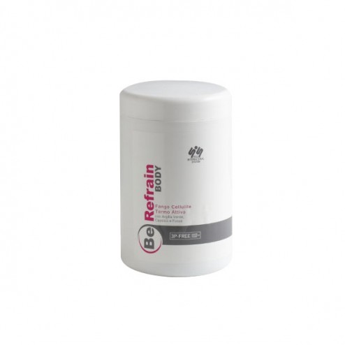 Fango Anti Cellulite Termoattivo BE REFRAIN