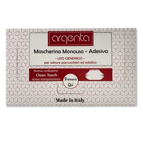 ARGENTA Mascherina Monouso Adesiva