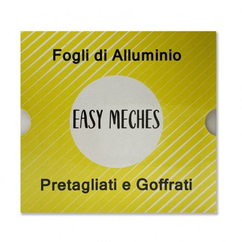 Fogli di Alluminio Pretagliato EASY MECHES