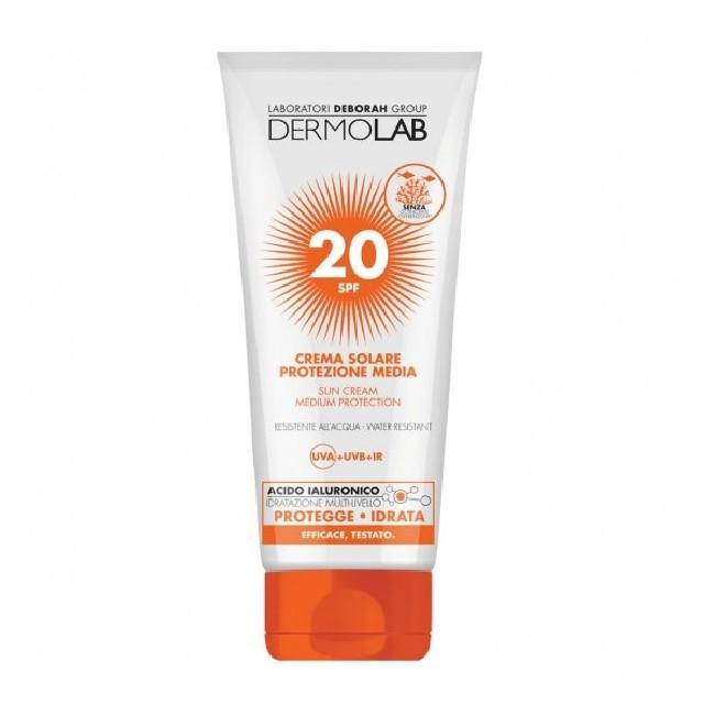 Crema Solare Protezione 20 DERMOLAB