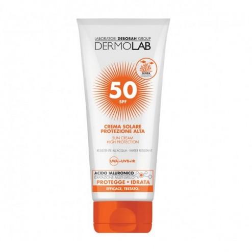 Crema solare protezione 50 DERMOLAB