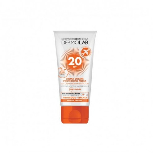 Crema Solare protezione 20 Travel Size DERMOLAB