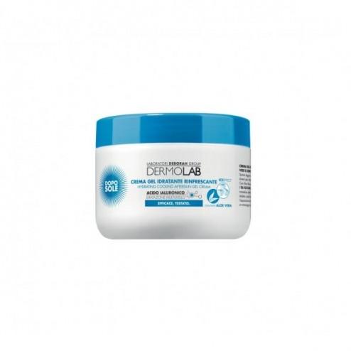 Doposole gel idratante rinfrescante DERMOLAB