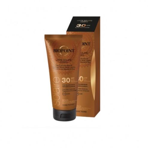 BIOPOINT Latte Solare SPF30