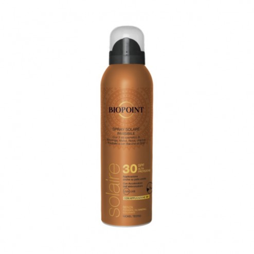 Spray Solare Invisibile SPF30 BIOPOINT