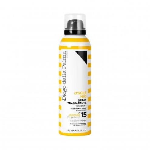 Spray Trasparente SPF15 O'Solemio DIEGO DALLA PALMA