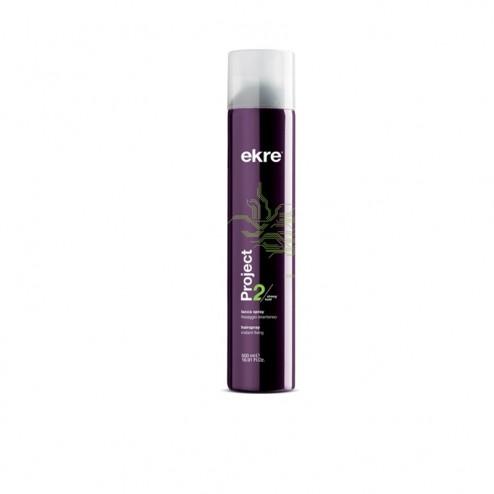 Lacca Spray Fissaggio Forte Project 2 EKRE