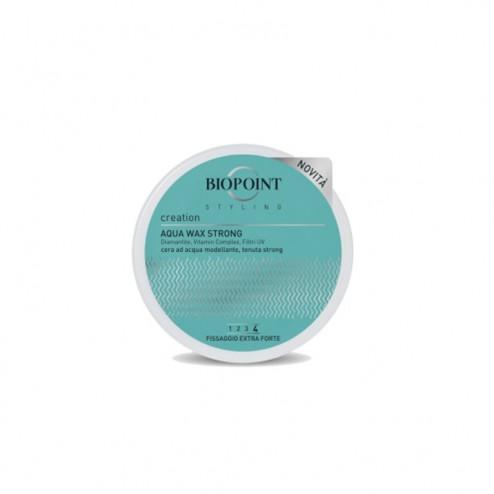 BIOPOINT Cera Capelli Aqua Wax Extra Strong