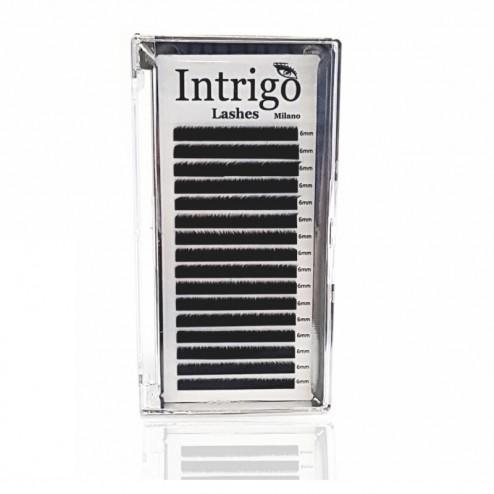 INTRIGO Lashes Box Extension Ciglia 0,05 C 16 Linee