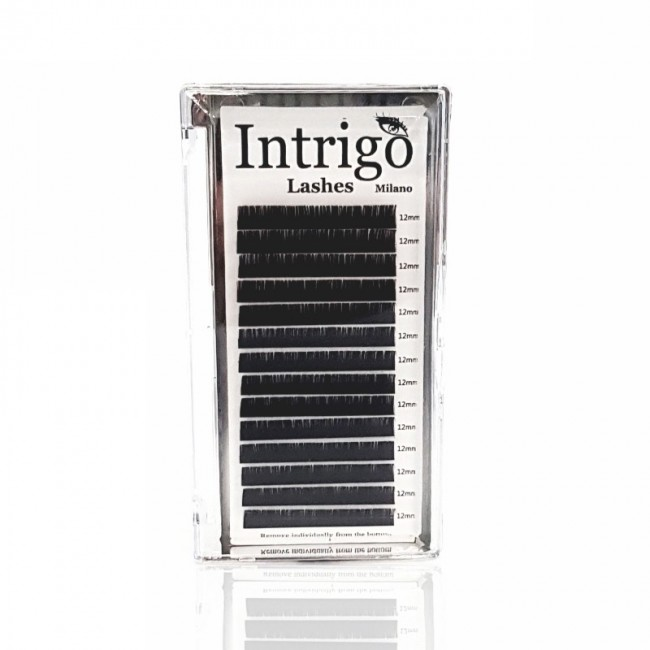INTRIGO Lashes Box Extension Ciglia 0,05 D 14 Linee