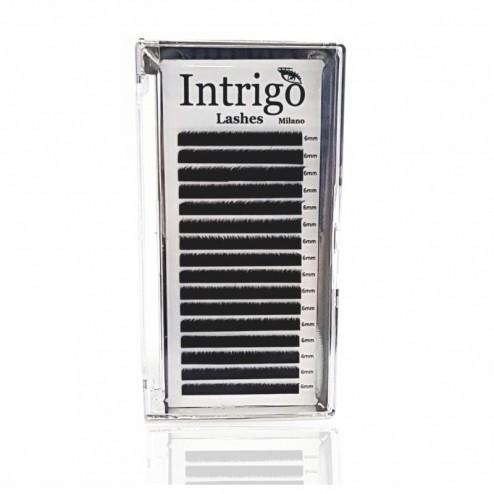 INTRIGO Lashes Box Extension Ciglia 0,05 L 16 Linee