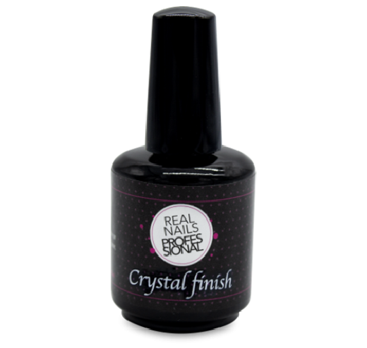Crystal Finish con Dispersione REAL NAILS PROFESSIONAL