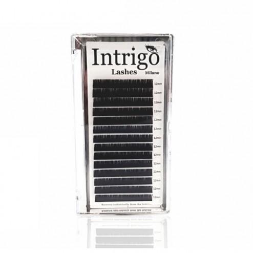 INTRIGO Lashes Box Extension Ciglia 0,05 CC 14 Linee