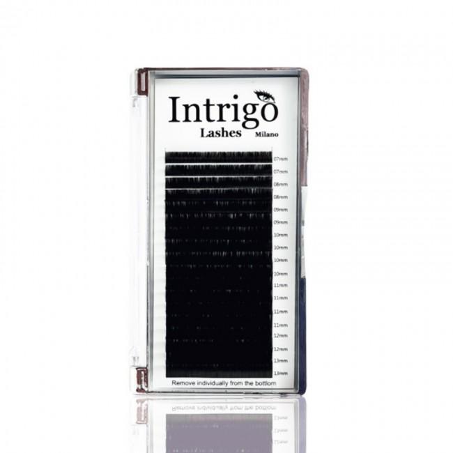 Box Extension Ciglia Mix B 18 Linee INTRIGO